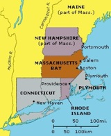 New England/Northern Colonies - ThingLink