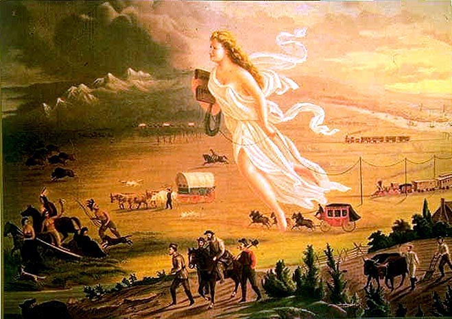an analysis of the westward expansion The us westward expansion from the perspective of economic analysis, though, only productive land matters and the process of its acquisition is an investment.