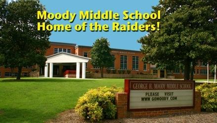 Moody Middle School Ecology Club