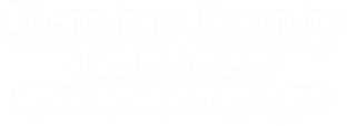 Henrico County Calendar 2011 2012 School Year