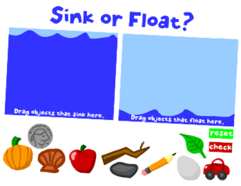 What Makes It Sink Or Float