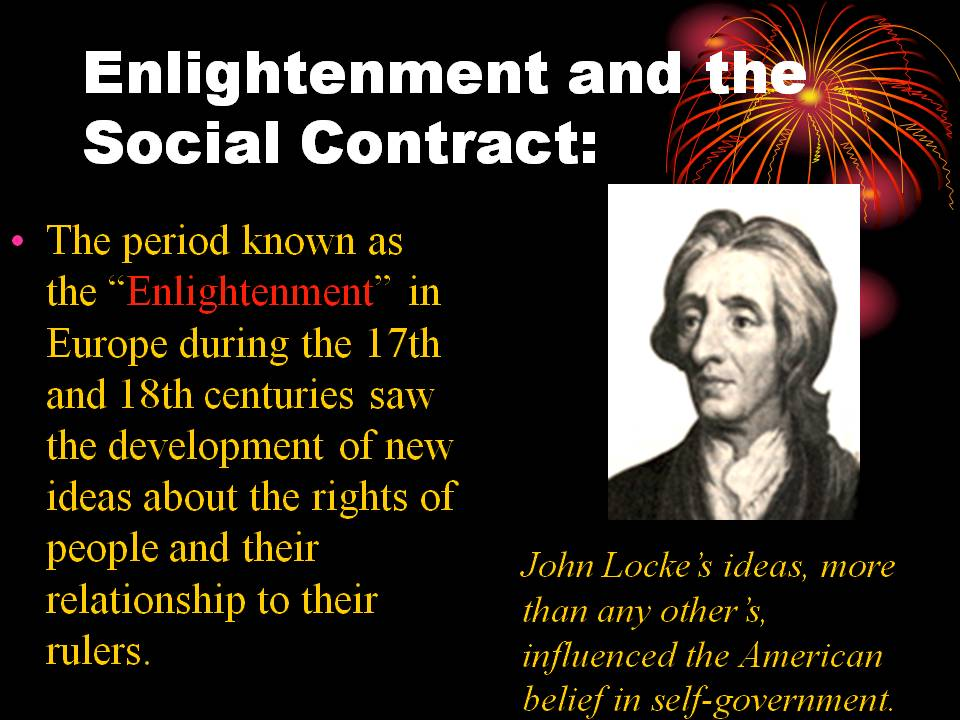 the role of john locke in the scientific revolution of 17th and 18th centuries Essay impact enlightenment had on french revolution of the 17th and 18th centuries to start the american revolution john locke was very.