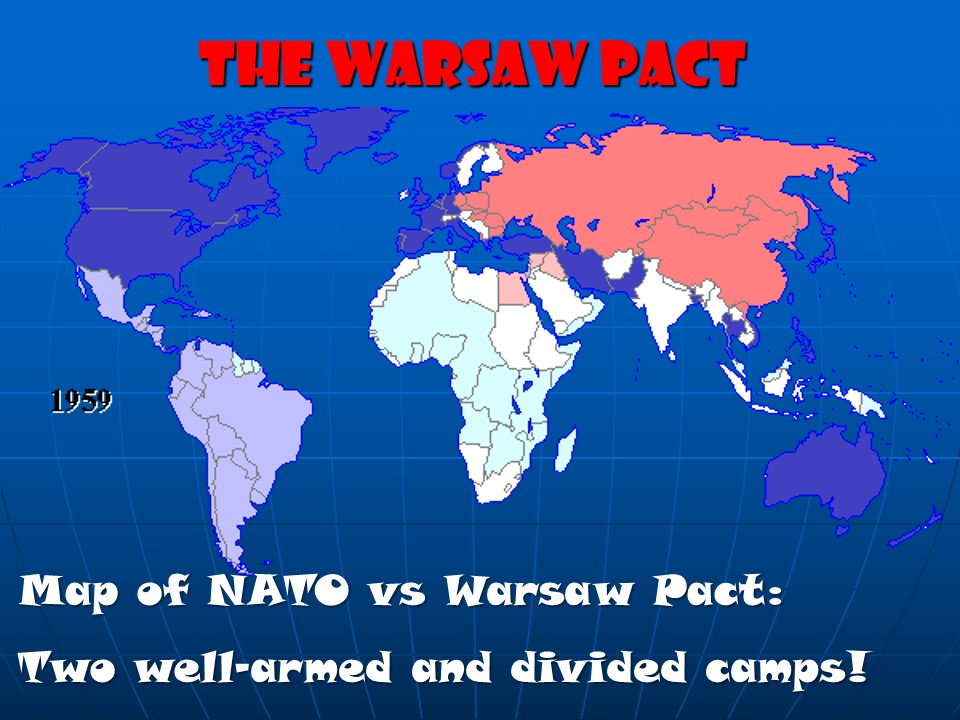 warsaw pact order of battle