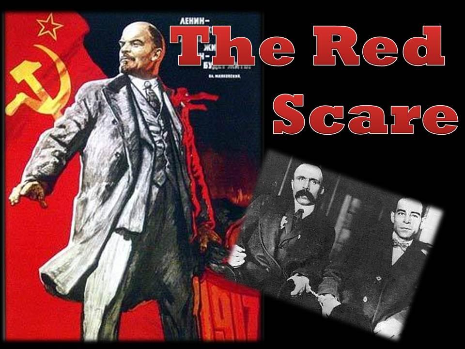 Roaring Twenties Jazz Red Scare