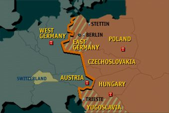 Cold War Boundary Issues